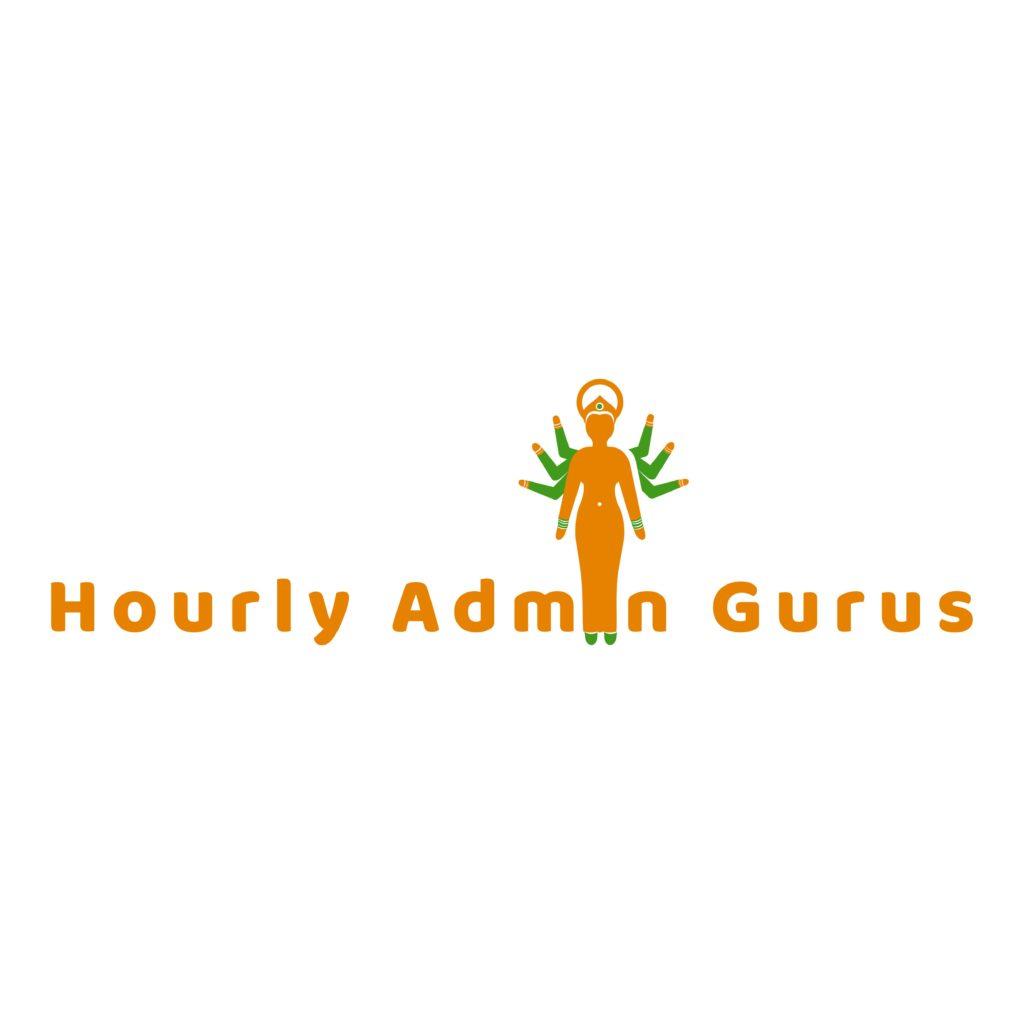 Hourly Admin Gurus Logo