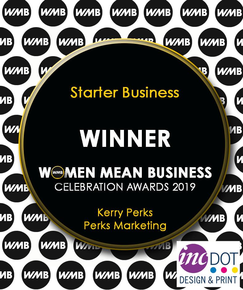 Starter Business Award Winner