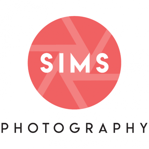 Sims Photography, Brand, Logo & Website