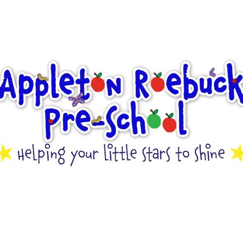 New website & logo for Appleton Roebuck Preschool